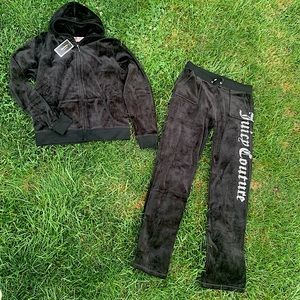 BNWT Juicy Couture logo tracksuit